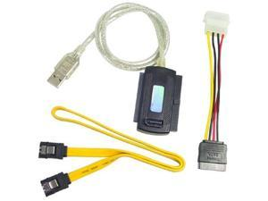 USB to IDE SATA 2.5 3.5 Hard Disk HDD Cable Converter