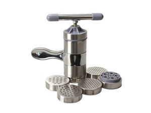 Stainless Steel Noodle Press Machine Vegetable Fruit Juicer Kitchen