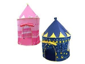 Ultralarge Children Beach Tent,Baby Play Game House,Castle Toys Tents