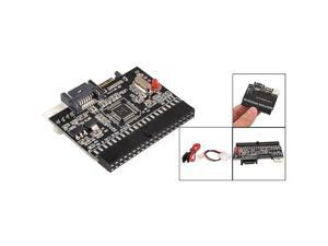 Bidirectional SATA Serial ATA to IDE Converter Adaptor Red Black