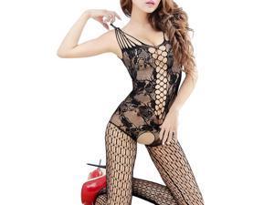 Sexy Lingerie Hot Sexy Bodysuits Sexy Costumes Underwear Sleepwear women black