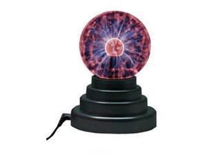 USB Plasma Ball Sphere Lightning Lamp Desktop Light Science Kid Office Party