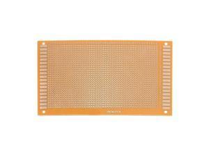 DIY PCB Prototype Solderable Copper Veroboard Stripboard 90mmx150mm