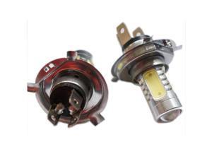Car H4 9003 HB2 7.5W Cree Q5 LED Xenon White Fog DRL Head Bulb Light Lamp 12V UK
