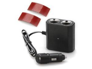 Car Power Lighter Cigarette Cigar Socket 4 Way Splitter Adapter