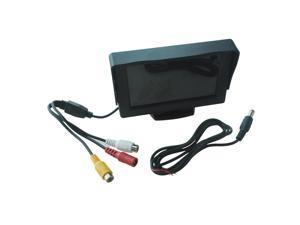 "4.3"" LCD Car DVD CCTV Reverse Rear View Camera Monitor"