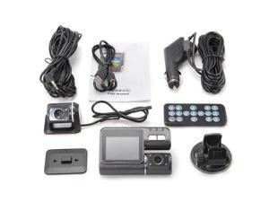 "2 ""Infrared Video Recorder DVR HD 720P G-Sensor Dual infrared camera"