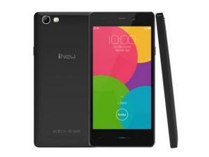 iNew U3 4.5 Inch Android 5.1 Unlocked Smartphone, MTK6735 Quad Core 1.0GHz, 1GB RAM + 8GB ROM GSM & WCDMA & FDD-LTE (Black)