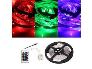 5M STRIP RIBBON FLEXIBLE LIGHT 3528 SMD 300 LED RGB