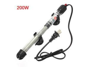 200W Aquarium Fish Tank Heater Submersible Water Adjustable