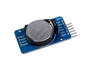 Tiny DS3231 AT24C32 I2C Module Precision Real Time Clock Module For