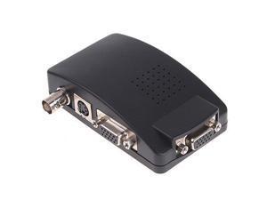 BNC/S-Video/VGA CCTV Camera/DVD/DVR to VGA Converter 800*600-1920*1200