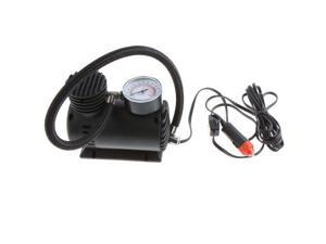 12V Car Auto Electric Pump Air Compressor Portable Tire Inflator 300PSI K590