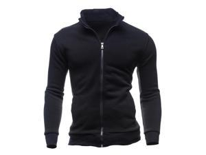 Hoodies Men Sweatshirts Hoodie Sport Suit Men's Tracksuits Black 3XL