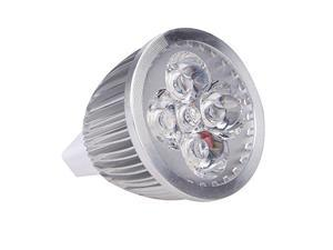 MR16 5W LED plant grow light hydroponics energy saving lamps 4 Red 1 Blue for indoor flower plants growing greenhouse vegetables DC12 - 24V