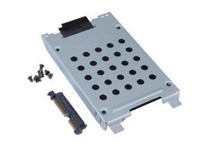 THZY Hard Drive Caddy Connector for Inspiron 1720 1721 - Come with8 pcs screws and a hard disk connector