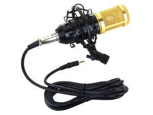 BM-800 Condenser Microphone Cardioid Pro Audio Studio Vocal Recording Mic