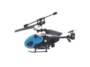 THZY QS QS5013 2.5CH Super Mini Nano Remote Control RC Helicopter X'mas Gift Toy Blue