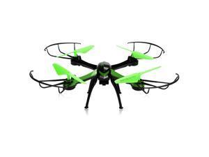 SODIAL JJRC H98 RC Drone with 0.3MP Camera 2.4Ghz 4CH 6-Axis Gyro 3D Flip Auto-Return CF Mode RC Qua
