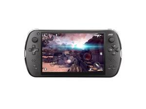 SODIAL JXD S7800B Table PC Game Handheld Console 1.8GHz Quad Core 2GB RAM 7 Inch IPS 1280x800 Screen 12 Simulators Double Joysticks 3 Axis Gravity Sensor HDMI OTG Support lots of Games Black - 16GB