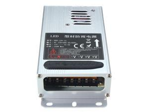 SODIAL IP65 Power Supply AC 110V-260V A DC 12V LED Transformer Driver Output Voltage:12V 150W