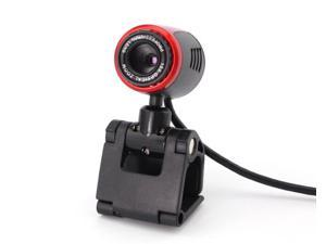 USB 2.0 Webcam Video Web Cam Camera Built-in microphone For PC Laptop