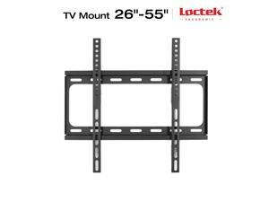 "Loctek F1S Fixed TV Wall Mount Low Profile for TV Size 26""-55"" LED LCD Plasma Flat Screen Samsung/Coby/LG/VIZIO/Sharp/Sony/Toshiba/Seiki tv++"