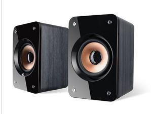 E e101 wood speaker notebook desktop speaker usb mini speaker active speaker