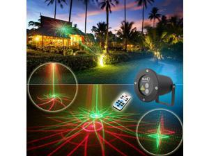 Waterproof Projector Light Christmas Lawn Decor Lamp 20RG