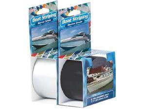 Incom RE12WH WHITE BOAT STRIPING 3/4X50'