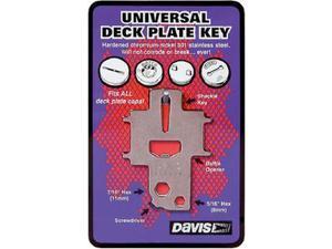 Davis Instruments 381 UNIVERSAL DECK KEY