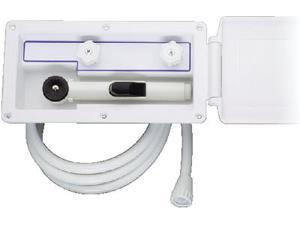 Attwood Marine 4131-4 AFT-DECK SHOWER SYSTEM
