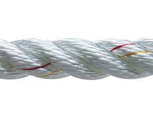 New England Ropes 60502400050 DOCKLINE 3/4 X 50 NYLON WHITE