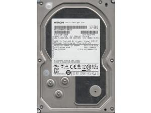 "Hitachi GST Deskstar 7K3000 HDS723030ALA640 (0F12450) 3TB 7200 RPM 64MB Cache SATA 6.0Gb/s 3.5"" Internal Hard Drive Bare Drive 3 year warranty thru Tech Experts"