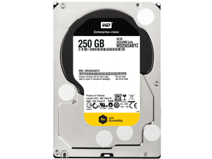 "WD Re WD2503ABYZ 250GB 7200 RPM 64MB Cache SATA 6.0Gb/s 3.5"" Datacenter Capacity Internal Hard Drive Bare Drive"