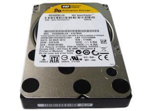 "Western Digital WD VelociRaptor WD6000BLHX 600GB 10000 RPM 32MB Cache SATA 6.0Gb/s 2.5"" Internal Enterprise Hard Drive Bare Drive"