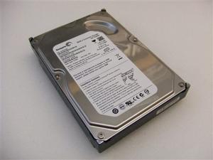 """Seagate DB35 Series 7200.2 ST3160212SCE 160GB 7200 RPM 2MB Cache SATA 3.0Gb/s 3.5"""" Hard Drive Bare Drive"""