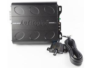 New Audiopipe Apmi-2075 1000 Watt 2 Channel Mini Car Audio Amplifier Sub Amp