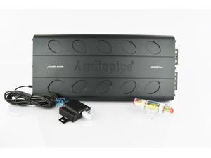 Audiopipe Apmi-1500 1500W Monoblock Amp Apmi Series Class D Car Audio Amplifier