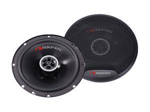 "New Pair Nakamichi Sp-S1620 300 Watt 6.5"" 2 Way Car Audio Coaxial Stereo Speaker"