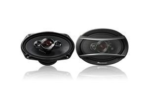 "Pair Pioneer Ts-A6986r 600 Watt 6X9"" Speakers 4-Way Car Audio Tsa6986r Tsa6985r"