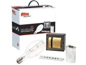 ATLAS LIGHTING MH1000204MED 100W Metal Halide MV  Ballast Kit w/MED Lamp