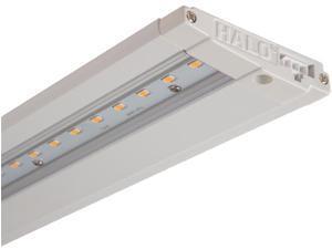 "COOPER HU1009D930P Halo 9"" LED Under-Cabinet Lgt, 3000K, 90CRI, Dim, Wht"
