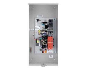 SIEMENS SM200RD 200A Outdoor/Auto Transfer Switch w/Service Disconnect,Alum Encl
