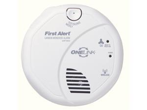 BRK ELECTRONICS CO511B OneLink Wireless Battery CO Alarm w Voice