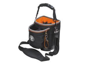 KLEIN TOOLS 55419SP14 Tool Bag,Electricians,16Pockets