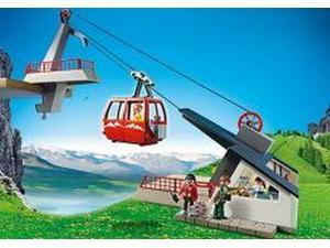 Alpine Cable Car