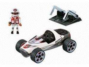 Rocket Racer Sports Action Race Car