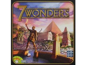 7 Wonders Strategy Card Game