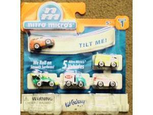 Nitro Micro Machine Series 1